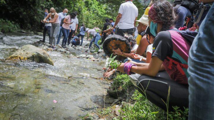 Turismo: Ibague -Tolima Día del río Combeima