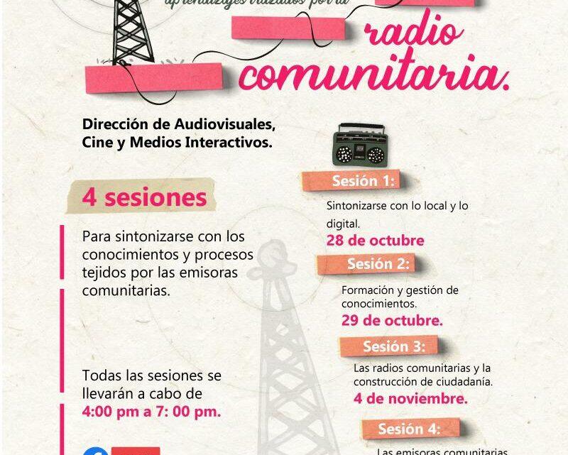 MinCultura  sintonía con las experiencias de las radios comunitarias del país.