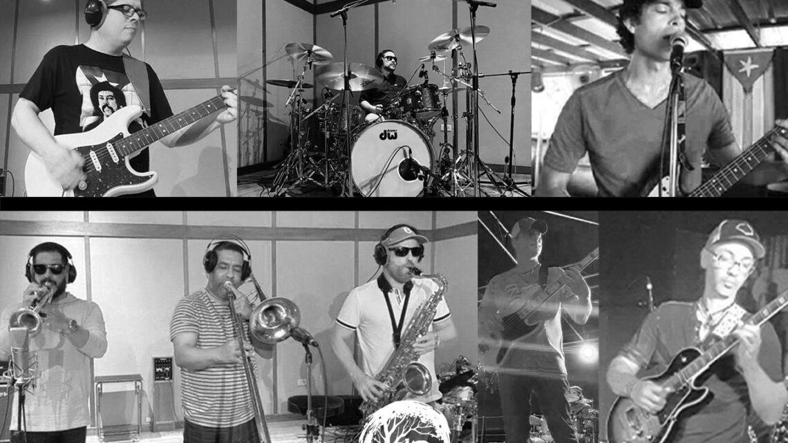La banda puertorriqueña de rock Kpa Prieto presenta 'No tendremos dónde ir'