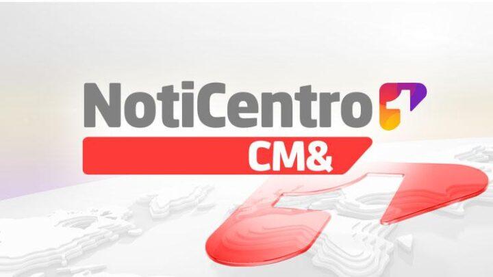 NotiCentro 1 CM&: crecimiento y preferencia de 4.9 millones de televidentes en septiembre