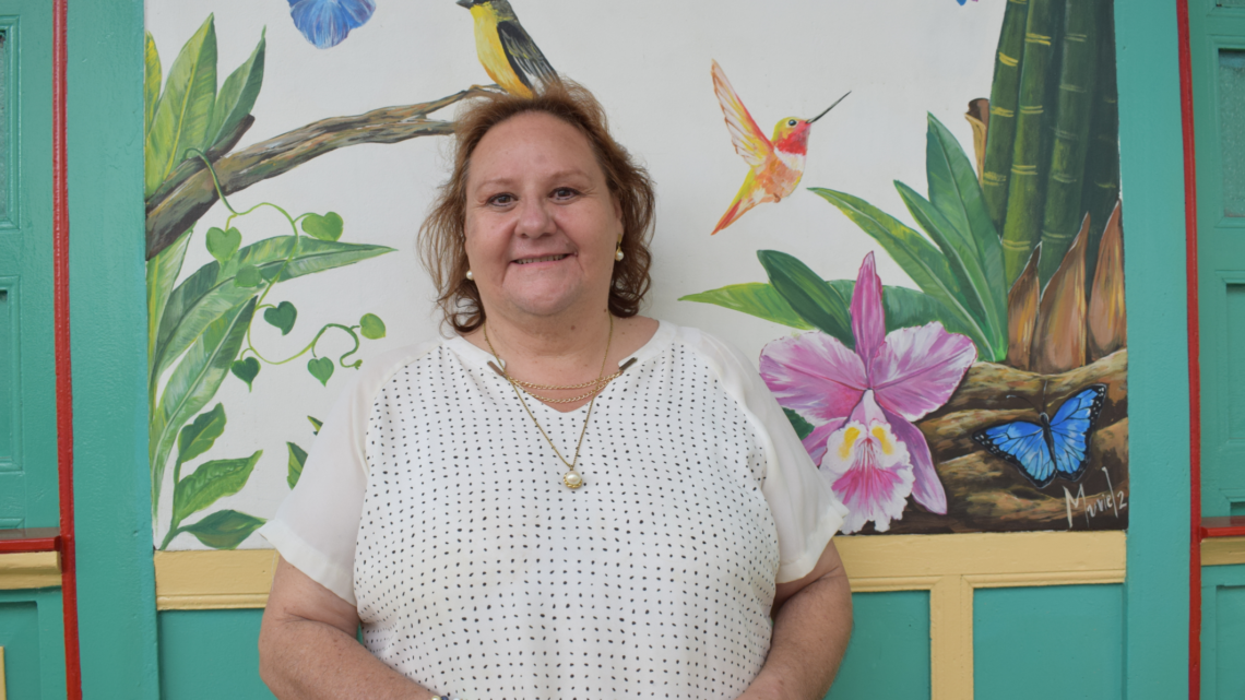 Irma Rivera Sánchez el gurú del turismo en Tolima