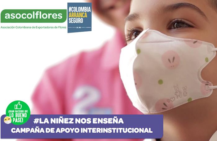 """Asocolflores entregó los premios """"La Niñez Nos Enseña"""""""