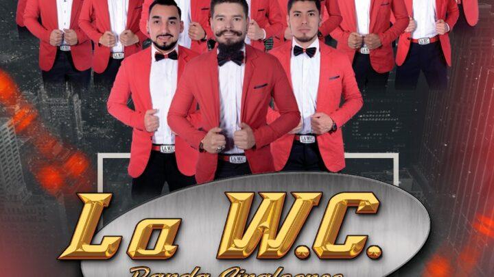 La Banda Colombiana Sinaloense la W.C. Viaje a México