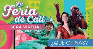 Los caleños tendrán que vivir una Feria de Cali 2020 totalmente virtual