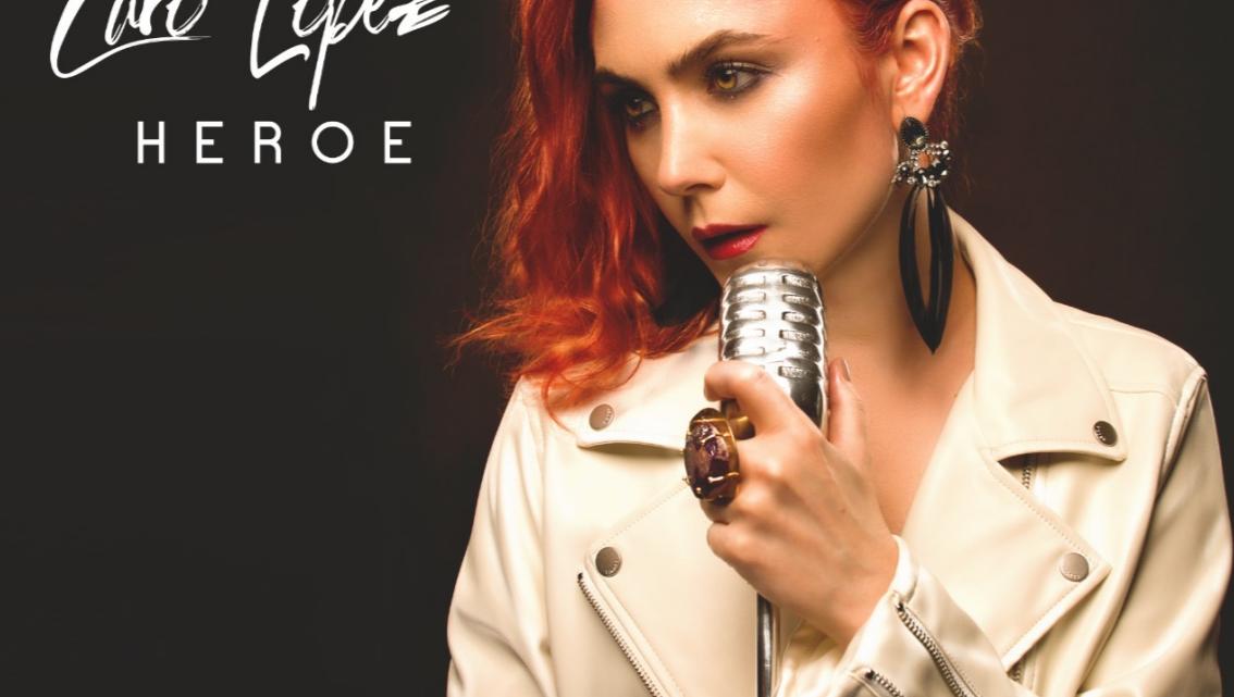 Carolina López lanzará su nueva canción HÉROE