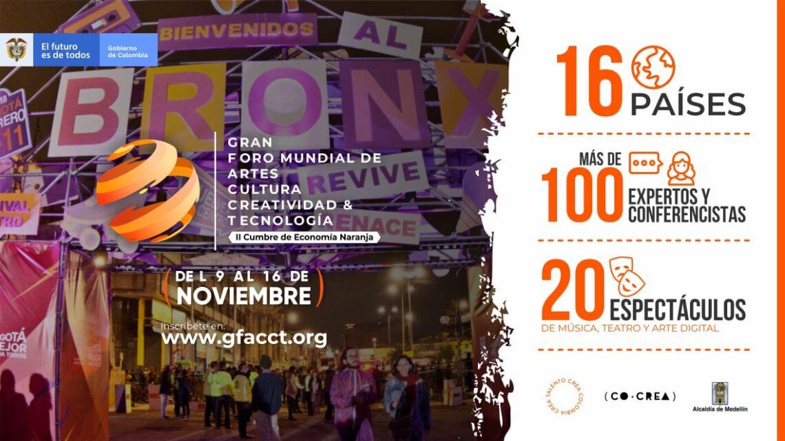 Gran Foro Mundial de Artes, Cultura, Creatividad & Tecnología, GFACCT