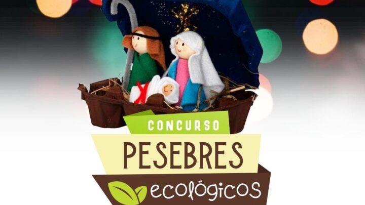 EDAT lanza concurso de pesebres ecológicos.