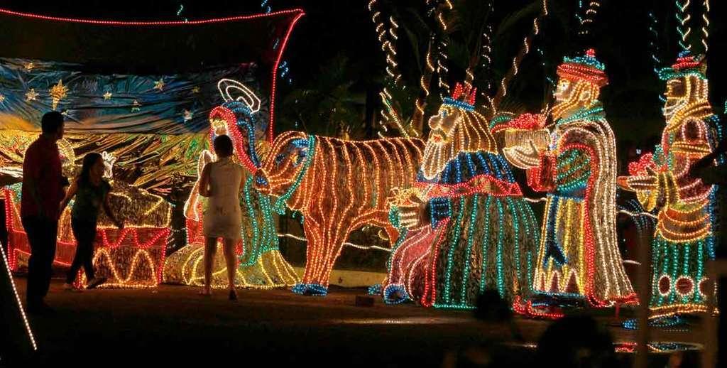 Turistas: Alumbrado navideño se realizará mano de obra Ibaguereña