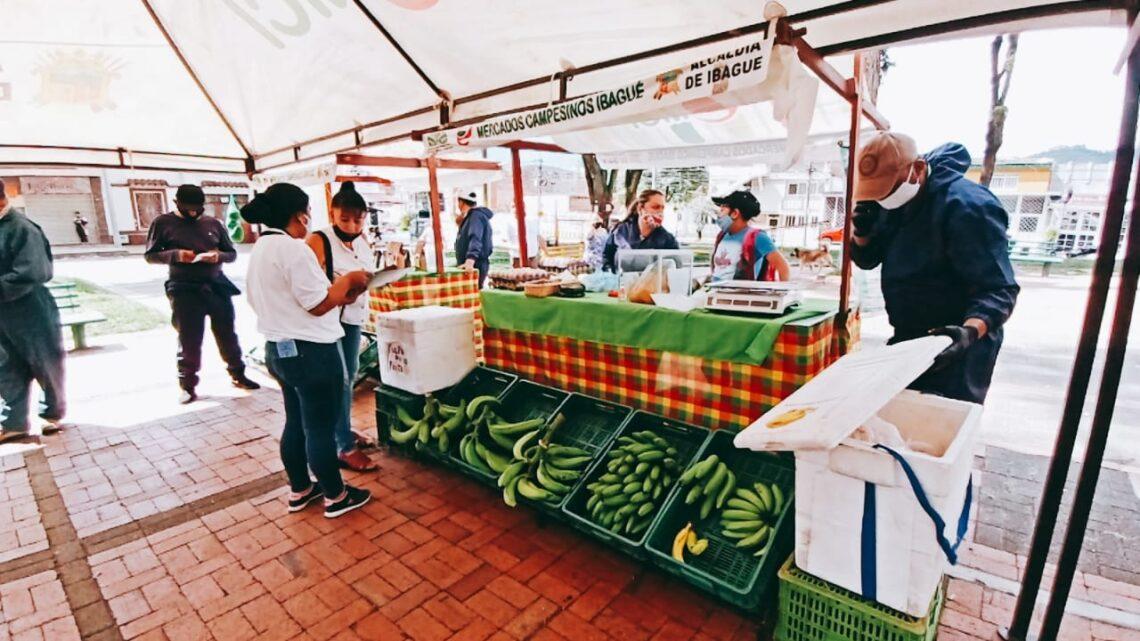 Turistas: Visite mercados Campesinos  7 y 8 noviembre Parque Murillo y en el barrio Ibagué 2000