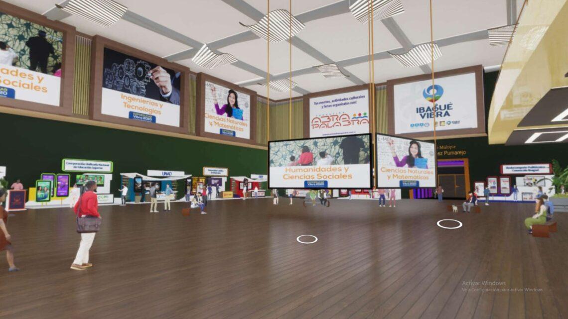Ibague del 10 al 22 de noviembre feria virtual 'Expoeducar Vibra 2020'