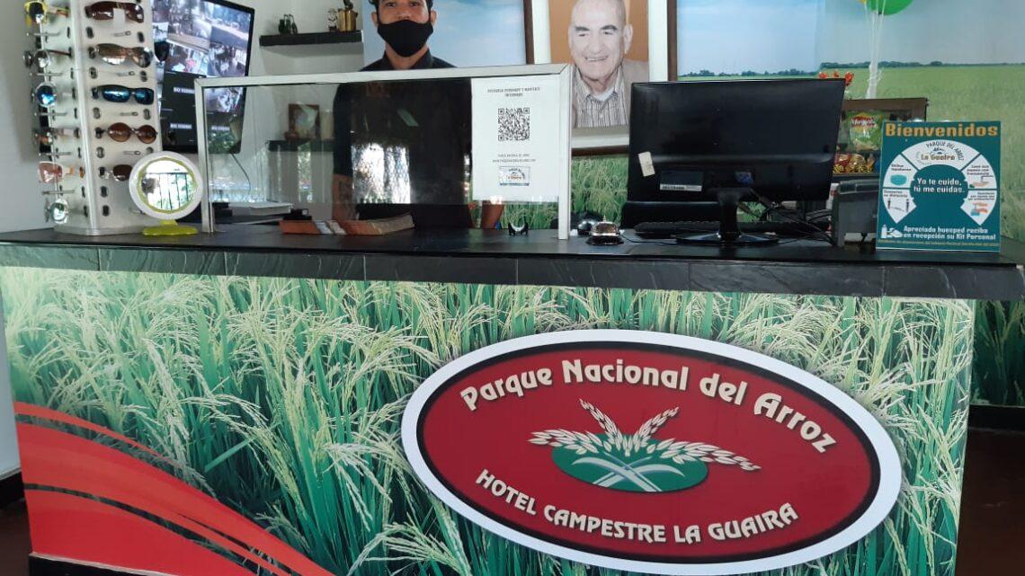 El Parque Nacional del Arroz – Hotel Campestre La Guaira