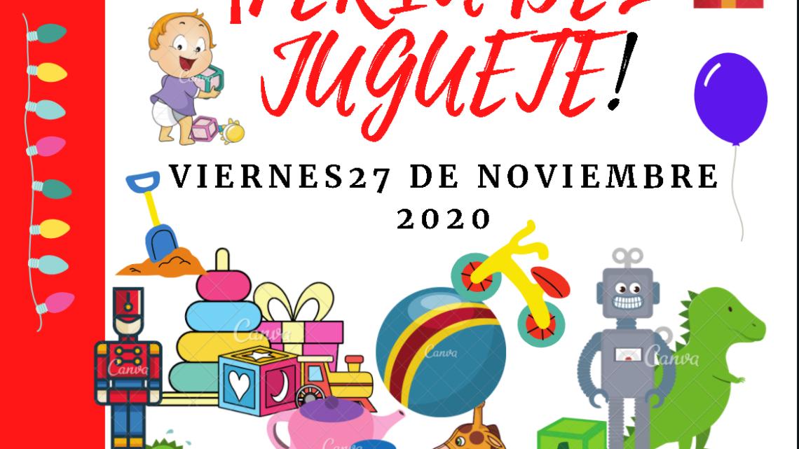 SANDREXITOS : FERIA DEL JUGUETE. Viernes  27 noviembre Ibague