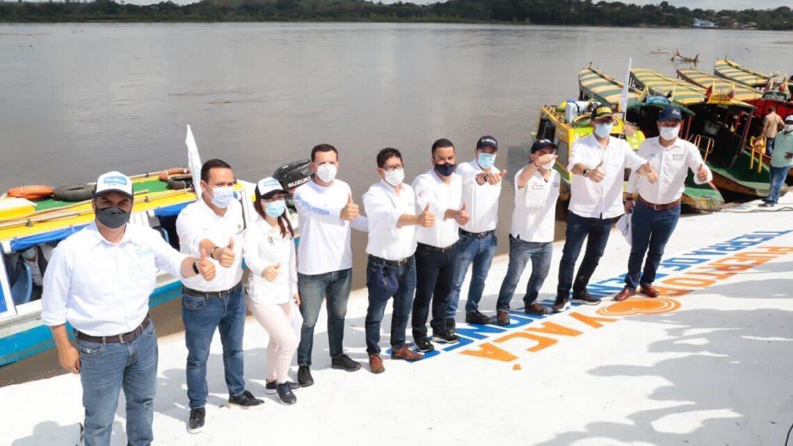 Turistas: 7 gobernaciones  reactivaran  navegabilidad en el Río Magdalena Colombia.