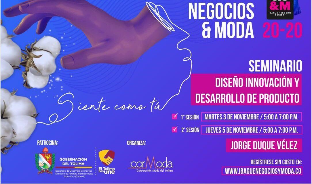 Ibagué, Negocios & Moda 2020