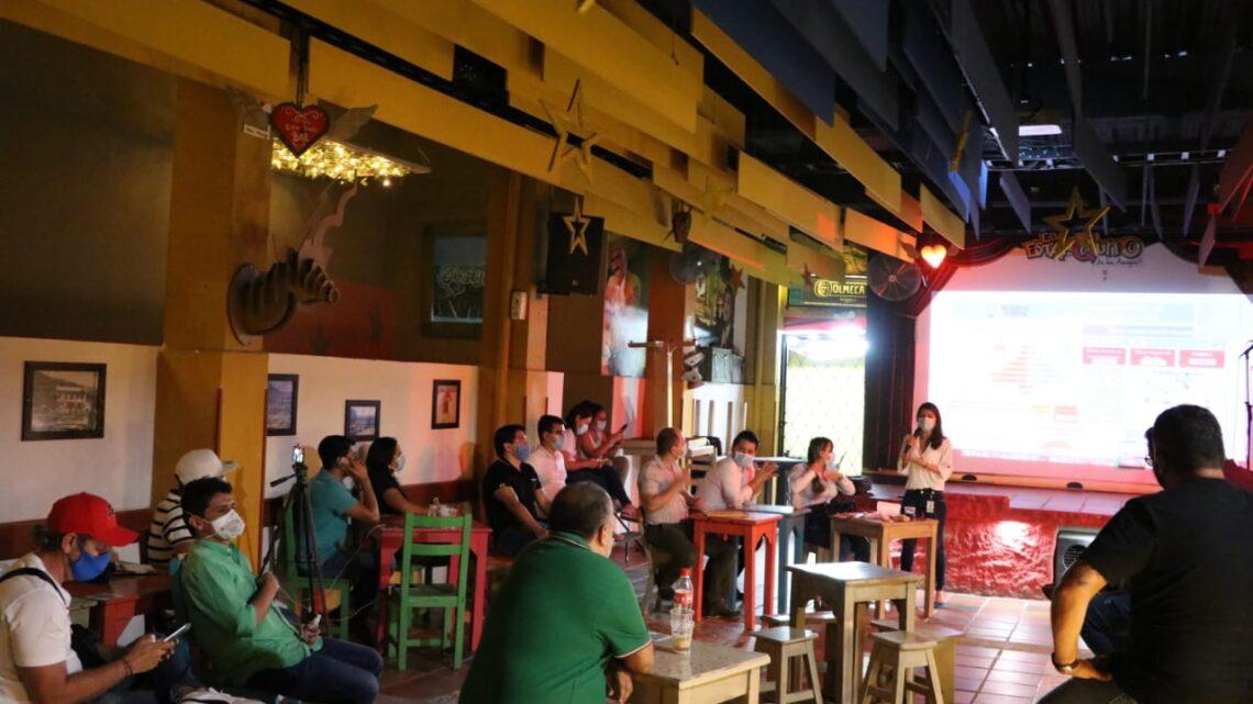 Turistas: Empresarios Ibaguereños del entretenimiento nocturno son escuchados por Hurtado.