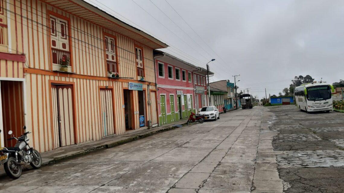 Turistas: Visite Murillo Tolima
