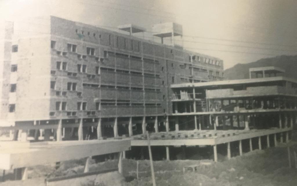 RESEÑA HOSPITAL FEDERICO LLERAS ACOSTA 47 años