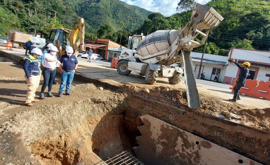Turistas: En Ibague el Acueducto Complementario tiene un avance de más del 85 %
