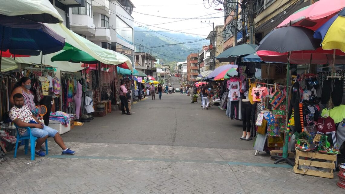 Ibaguereños: Prepárese! La calle 14 será peatonalizada hasta el 25 de diciembre