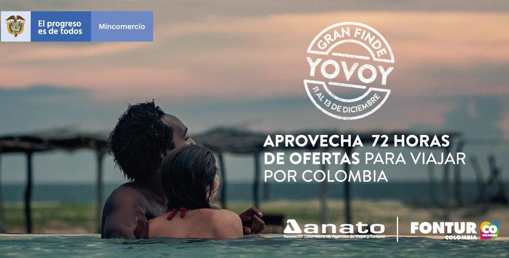 ANATO y sus Agencias de Viajes se unen a la segunda versión del Gran Finde