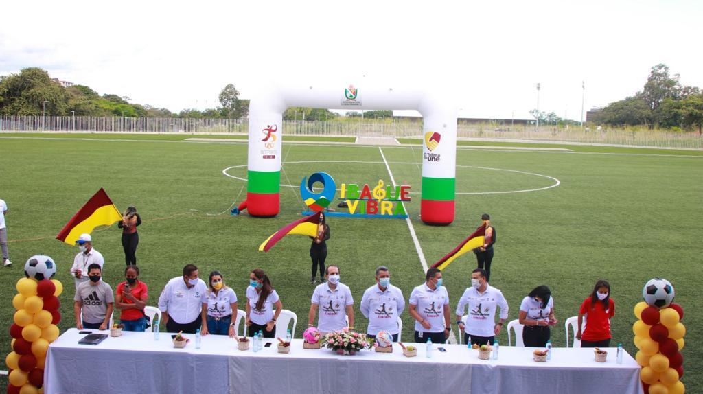 Turistas: Ibagué cierra el 2020 con un gran evento deportivo femenino