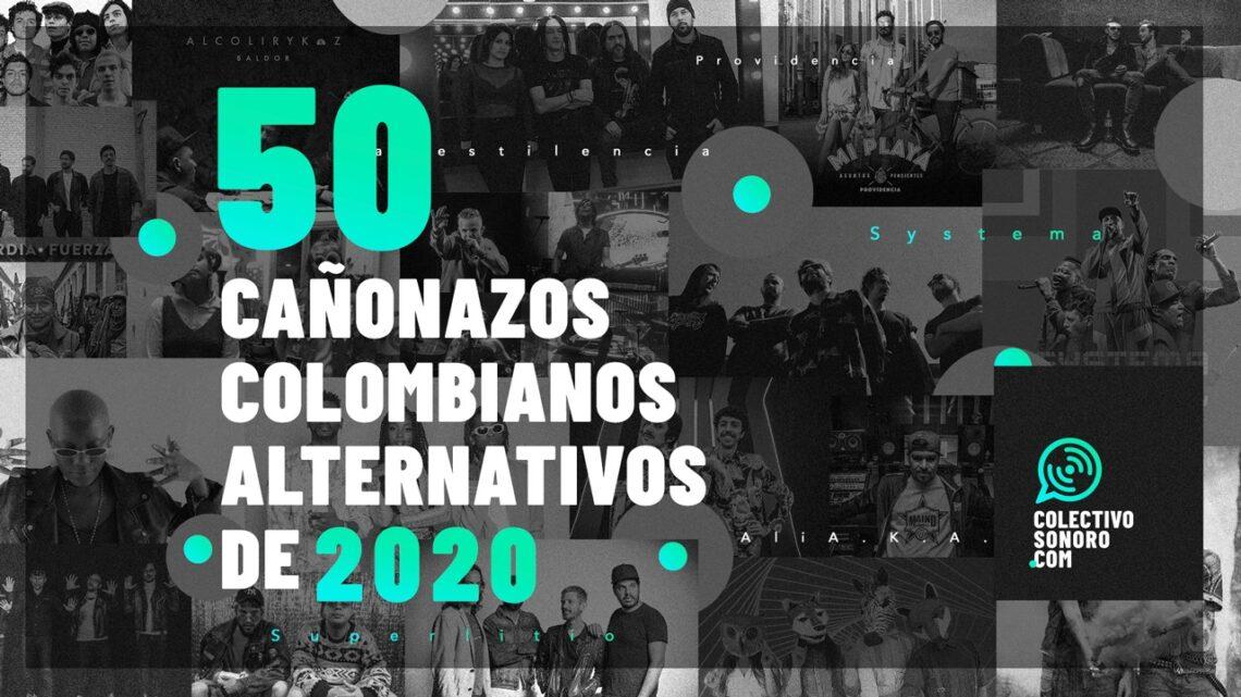 50 CAÑONAZOS ALTERNATIVOS DE 2020