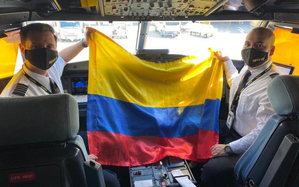 Avanza la confianza en la actividad turística en Colombia.