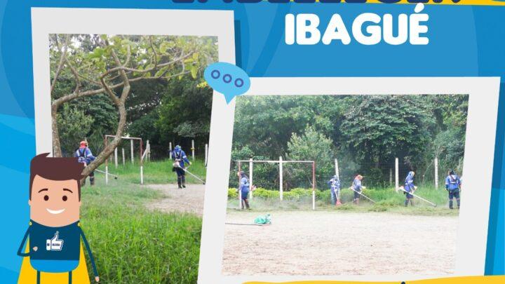 Turistas: Campaña de Cultura Ciudadana #SoyLimpioConIbagué