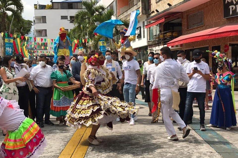 La Fundación Siente la Cultura en Ibague -Tolima