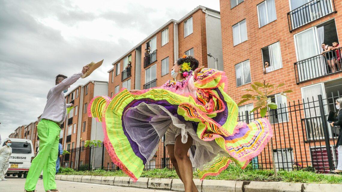 Disfrute en casa de las muestras artísticas que te trae: Ibagué tierra de San Juan