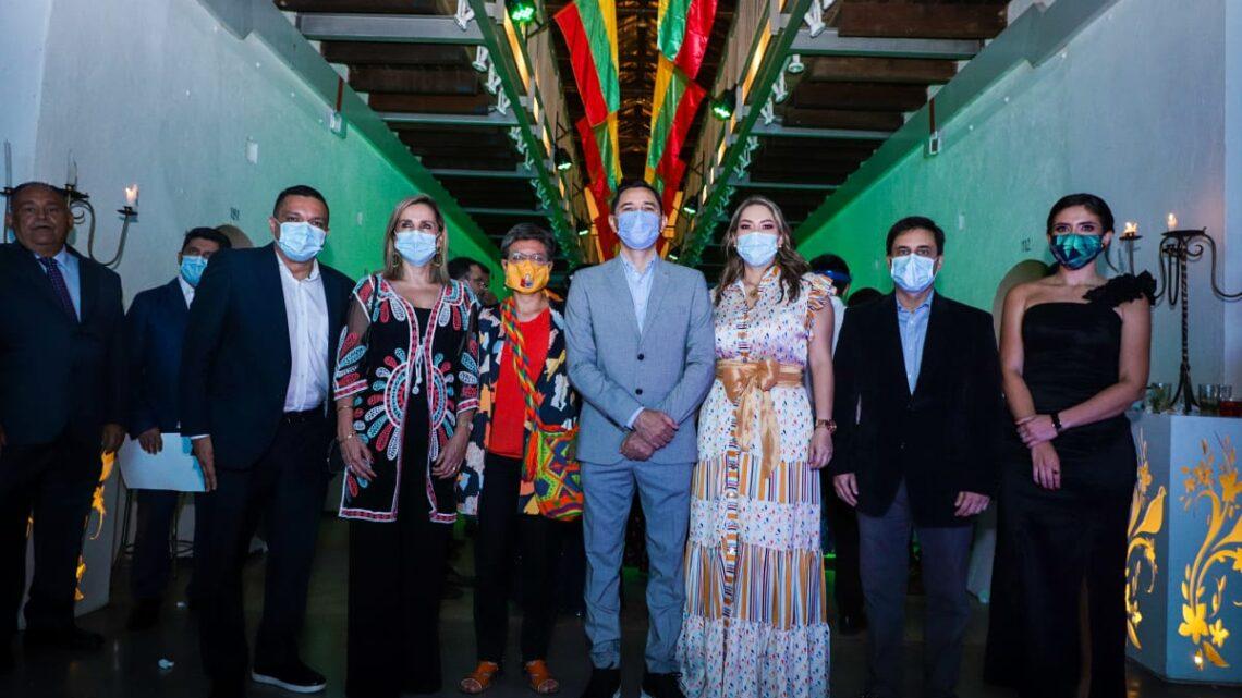 Turistas:  Música y Tradición recibió Ibagué a los alcaldes que participan de la XVIII Cumbre de Asocapitales