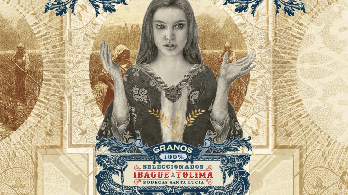 Bodegas Santa Lucia le regalo a Ibague: CREMA DE ARROZ.