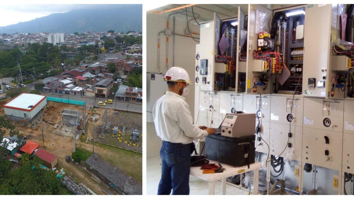 Subestación San Jorge de Ibagué mejorará la prestación del servicio de energía