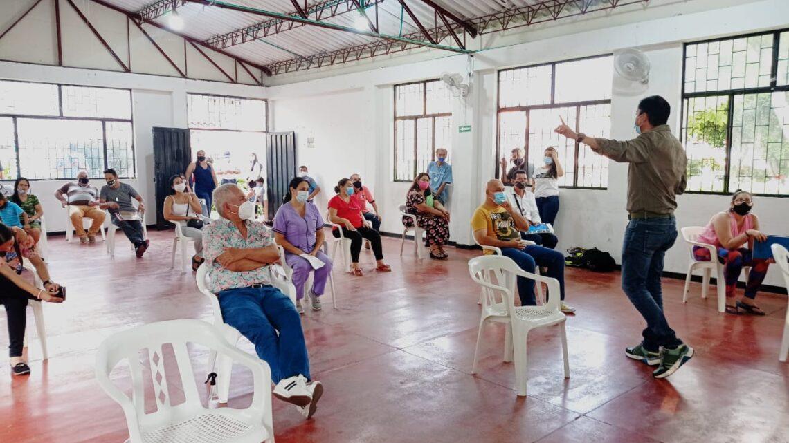 Ibague: Secretaría de Movilidad atiende en los barrios
