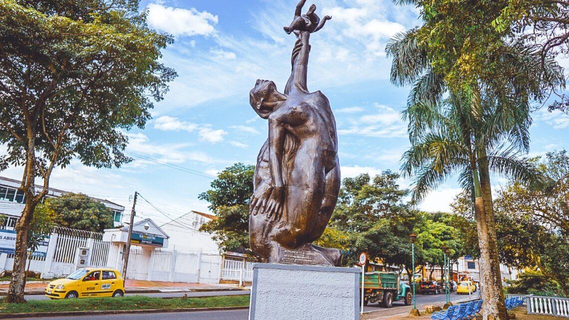 Turistas: Ibagué adelanta embellecimiento a monumentos de la ciudad