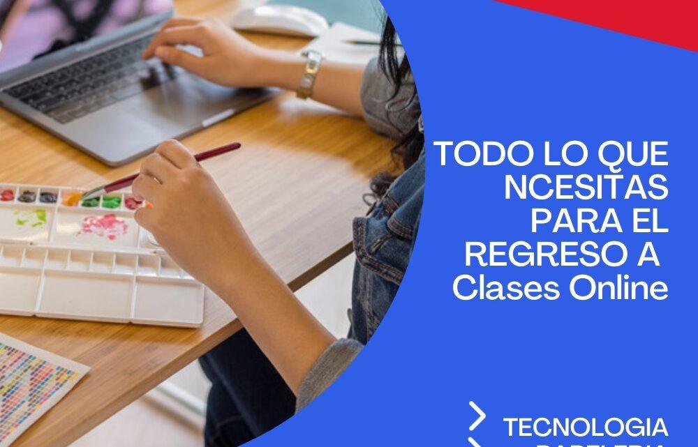 CRECEN VENTAS DE HERRAMIENTAS TECNOLÓGICAS PARA EL REGRESO A CLASE 2021
