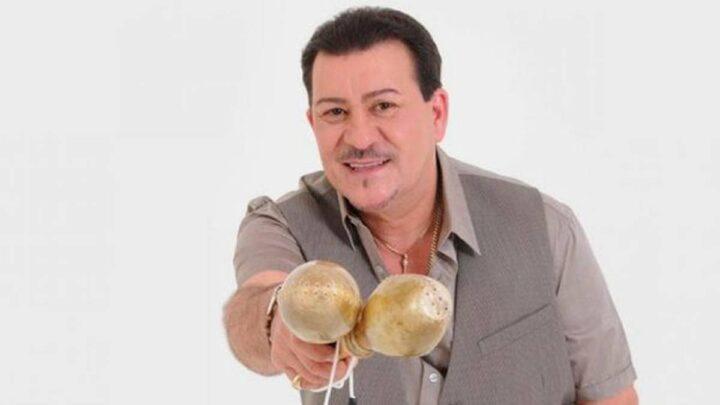 El salsero puertorriqueño Tito Rojas. El Gallo Salsa.