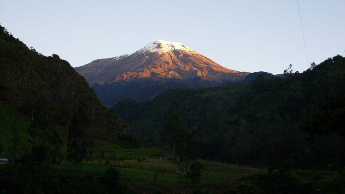 Los Nevados, riqueza natural