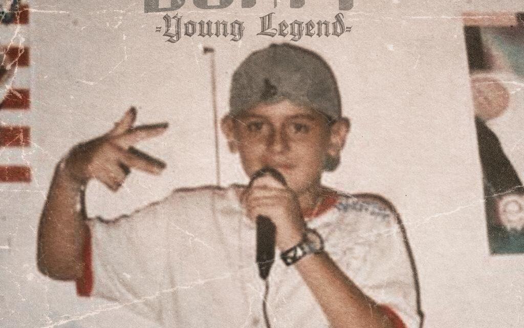 """BOFFF, YOUNG LEGEND"", EL TAN ESPERADO DISCO DE KEVIN ROLDAN"