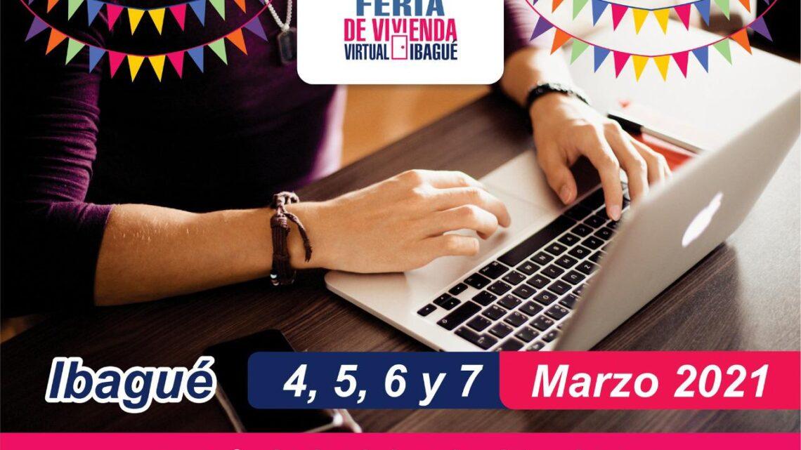LLEGA EXPOFERIA DE VIVIENDA VIRTUAL 4, 5, 6 y 7de Marzo del 2021.