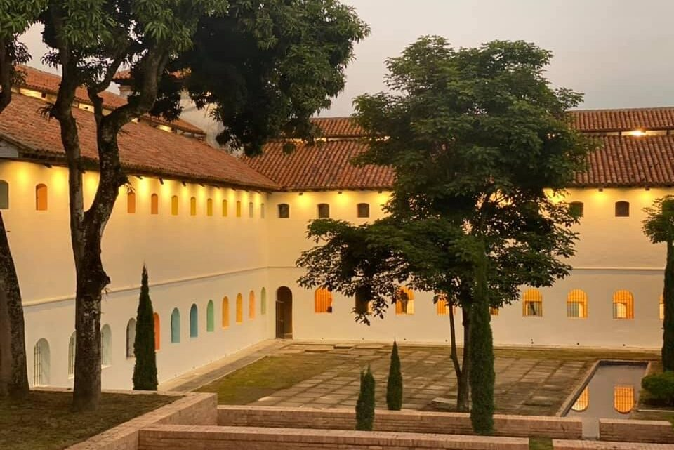 Turistas: El Panóptico  Centro de las Artes y la Cultura Ibaguè