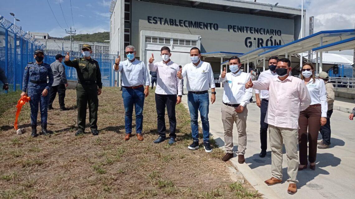NUEVO CENTRO PENITENCIARIO Y CARCELARIO DE GIRÓN (SANTANDER)