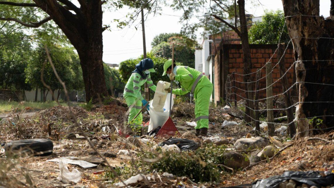 Turistas: Yopal lideró limpieza de predio urbano