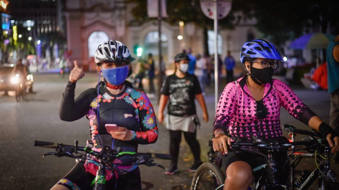Turistas:¡A pedalear por Ibagué con las 'Rutas seguras'  Policía Metropolitana!