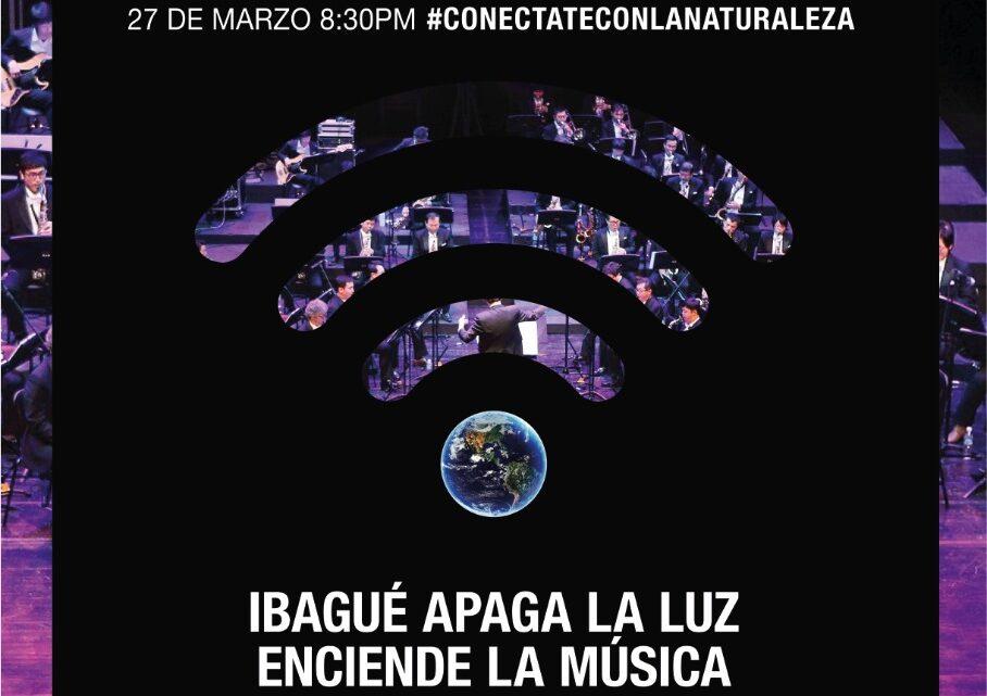TURISTAS: Ibagué celebrará con música 'La Hora del Planeta'