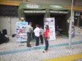 Policía Ibague realizo Stand de información en eje cultural en Ibagué