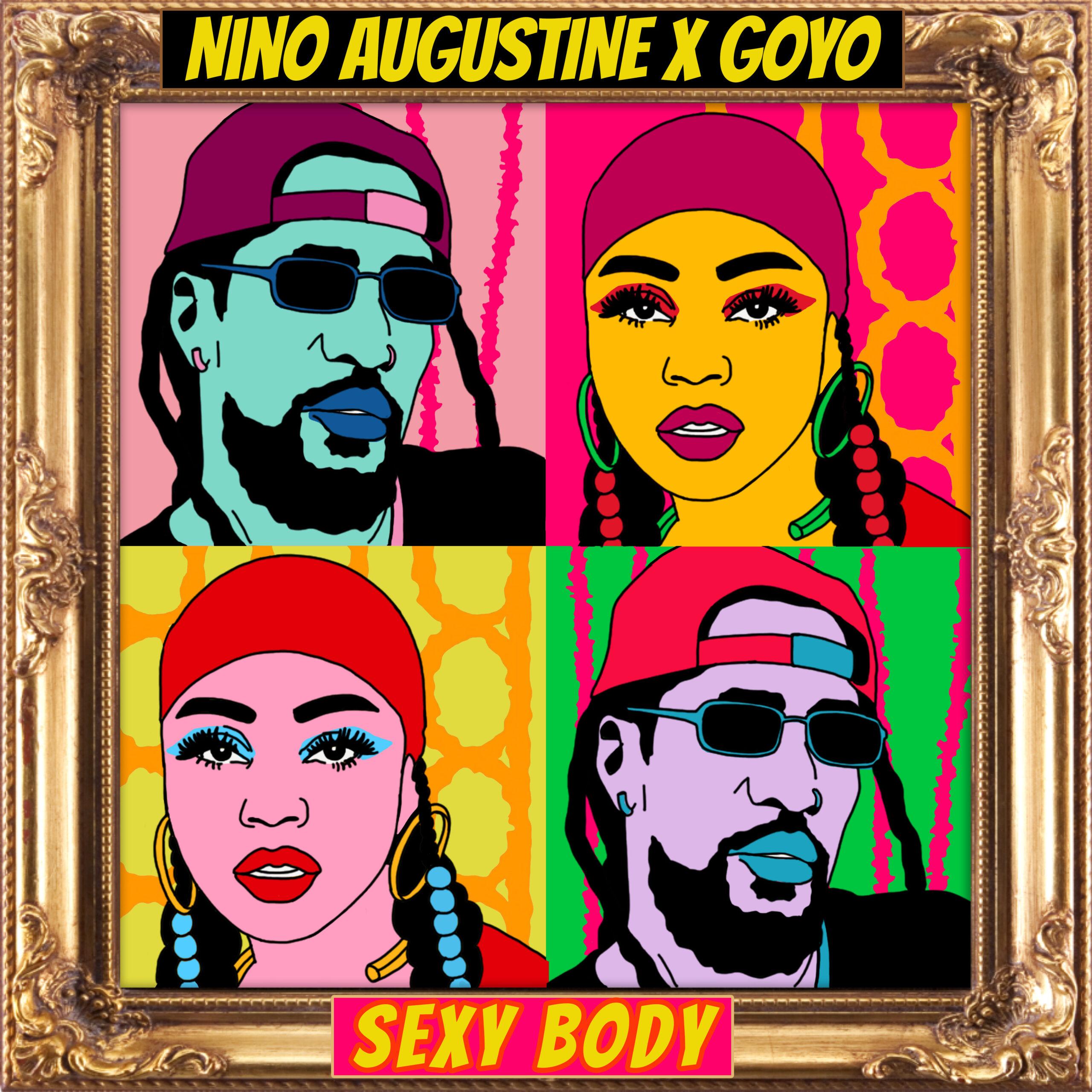 """Goyo de Chocquibtown se une a Nino Augustine en el nuevo single """" Sexy Body"""""""
