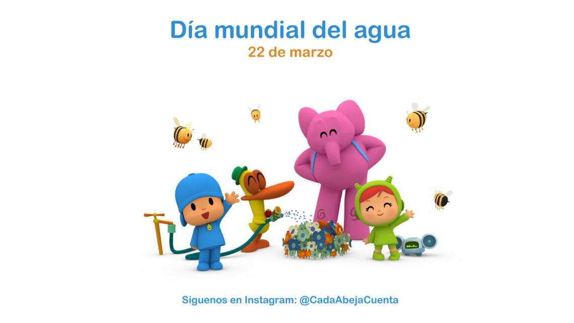 Día Mundial del Agua, 22 de marzo.