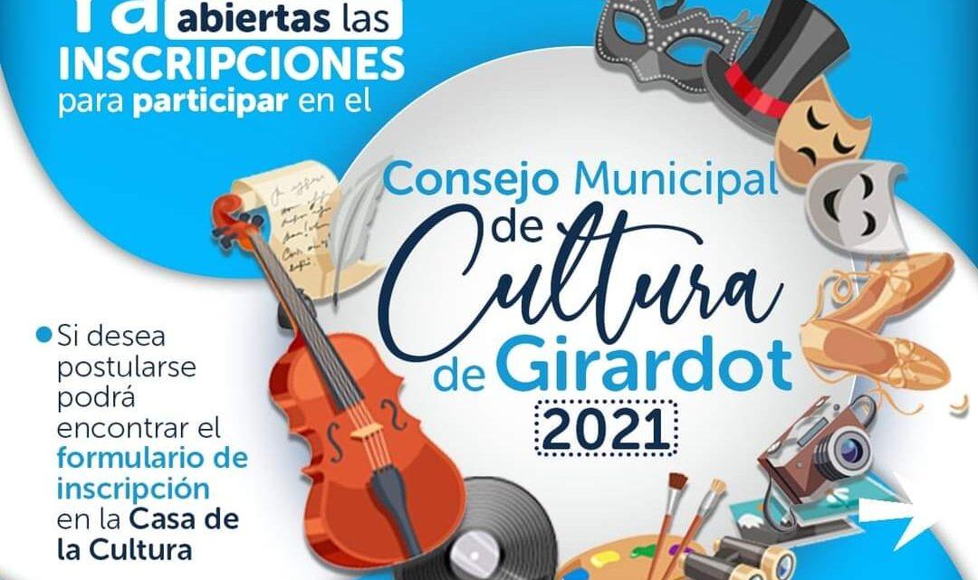 CONSEJO MUNICIPAL DE CULTURA.  Girardot