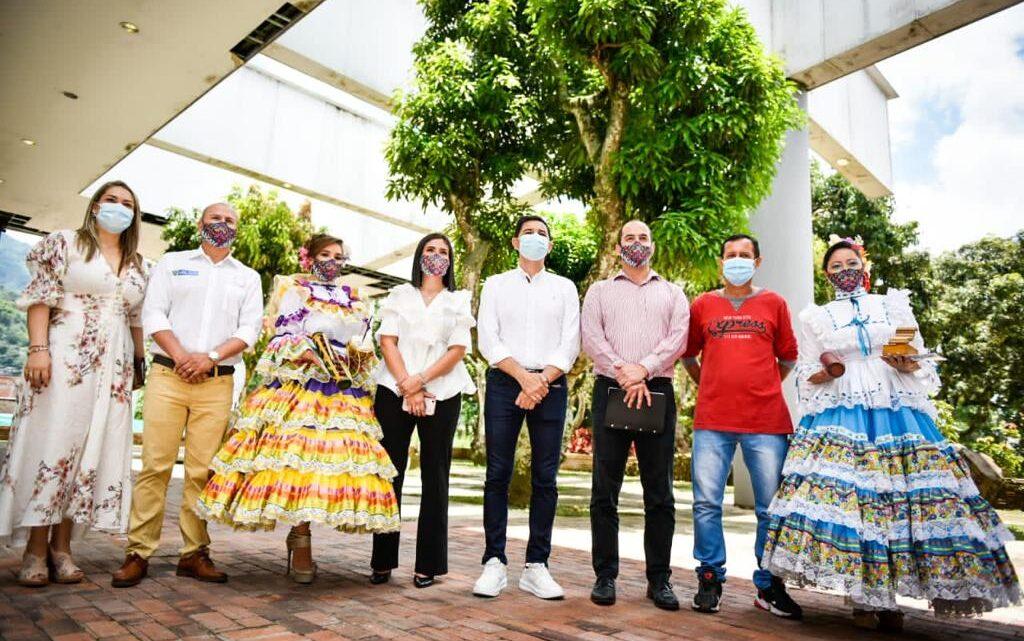 Turistas: Panóptico de Ibagué abrió sus puertas al Ministro de Cultura